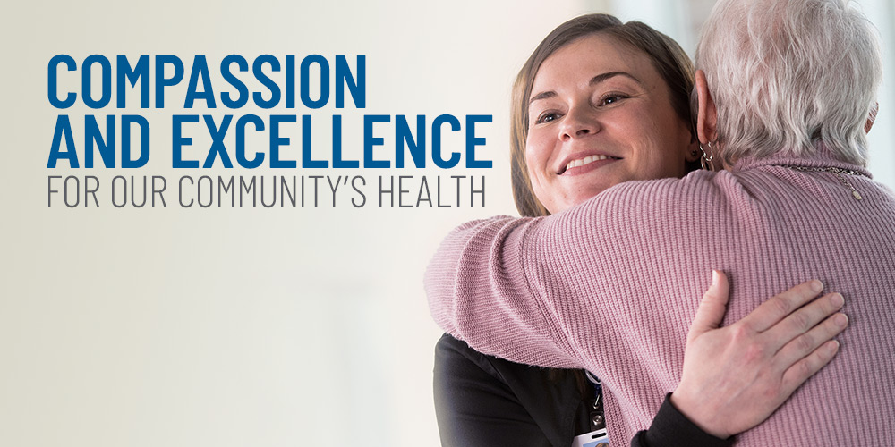Compassion and Excellence for Our Community's Health