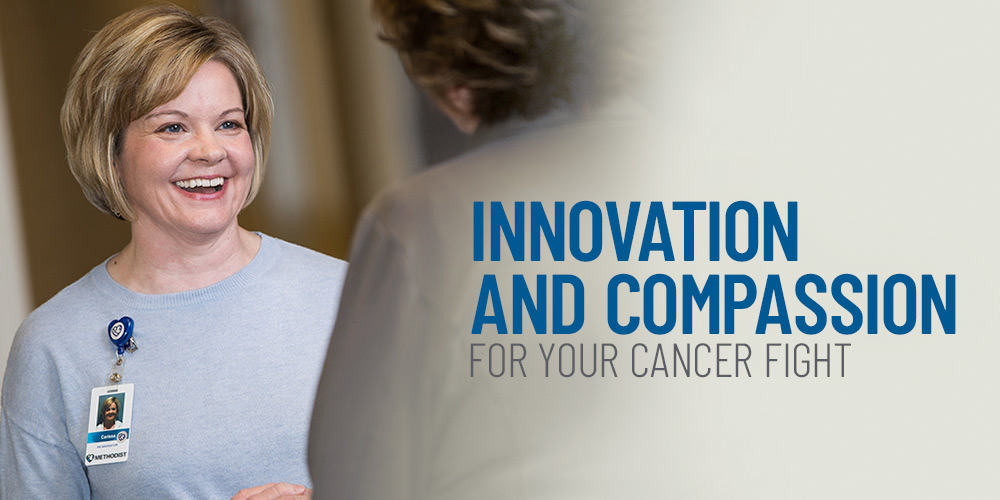 Innovation and Compassion for Your cancer Fight