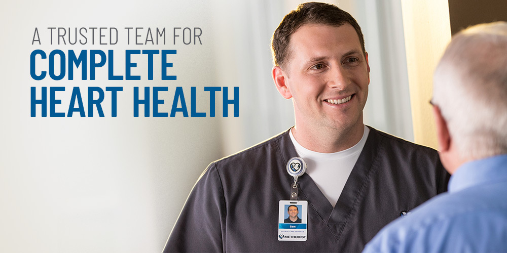 A Trusted Team for Complete Heart Health