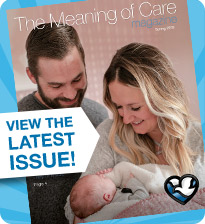 The Meaning of Care Magazine - Spring 2019