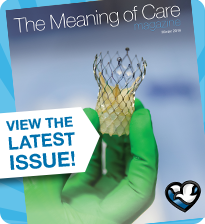 The Meaning of Care Magazine - Winter 2019