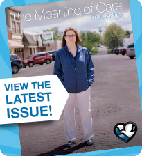 The Meaning of Care Magazine - Summer 2019