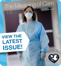 The Meaning of Care Magazine - Winter 2020