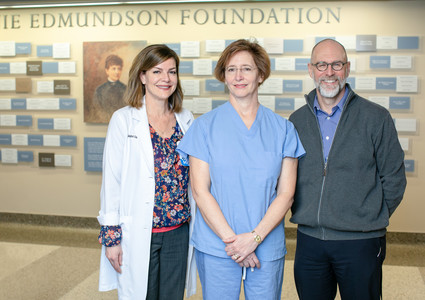 Annabel Galva, MD, Jean Thomsen, MD, and Michael Zlomke, MD