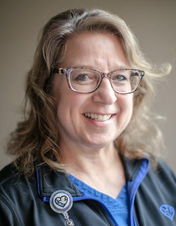 Methodist care navigator Kathy Sindelar, BSN, RN