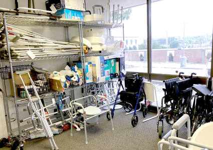 Home Medical Equipment Reuse and Recycle Program | Methodist