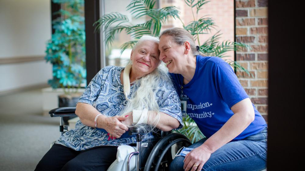 Long-Lost Sisters Reunited at Dunklau Gardens