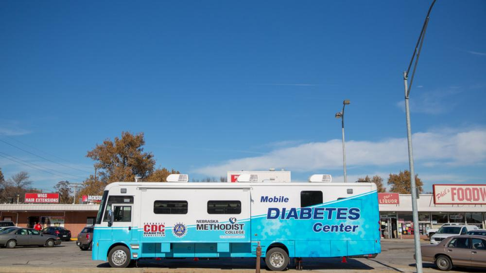 Image for post: Diabetes Screening Brought Right to the Neighborhood
