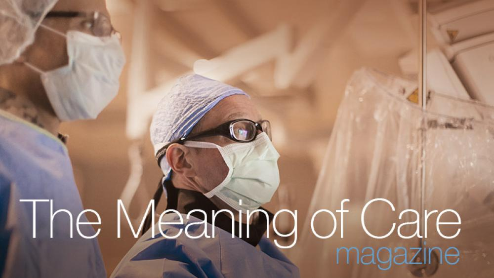 Image for post: New Technology, Unparalleled Commitment to Care