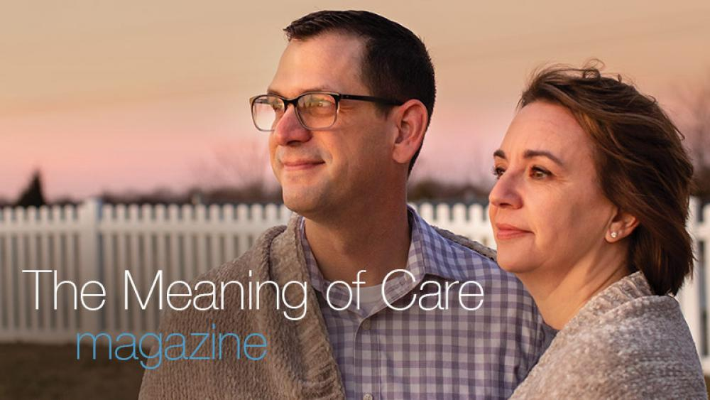 Image for post: The Meaning of Care Magazine - Spring 2020