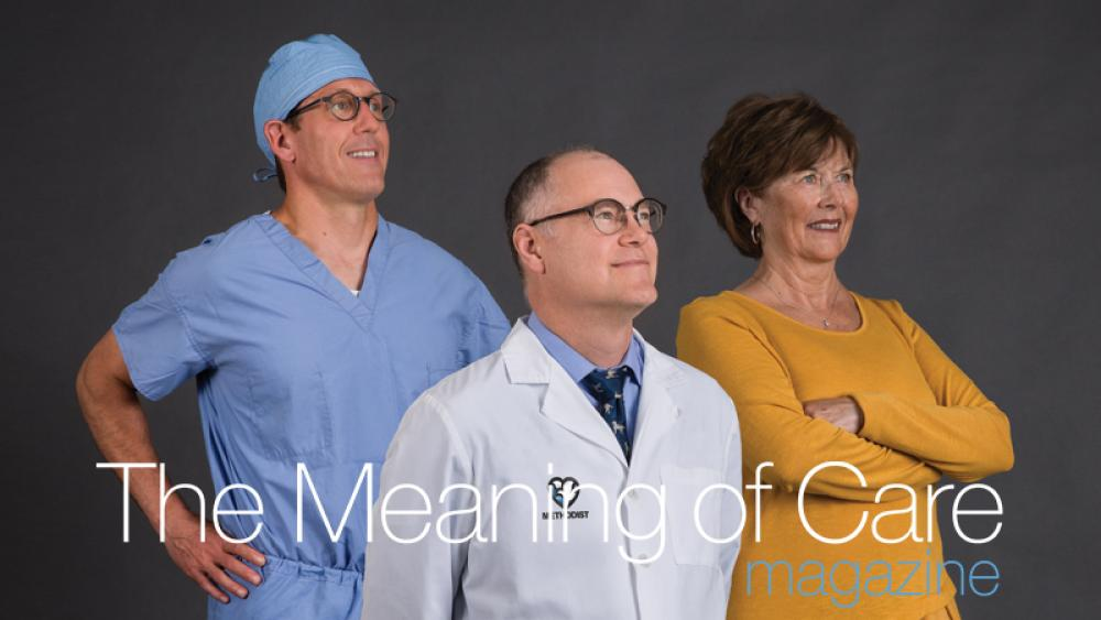 Image for post: A Team of Cancer Fighters