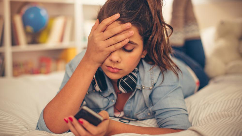 Image for post: Is Social Media Making Your Teen Depressed?