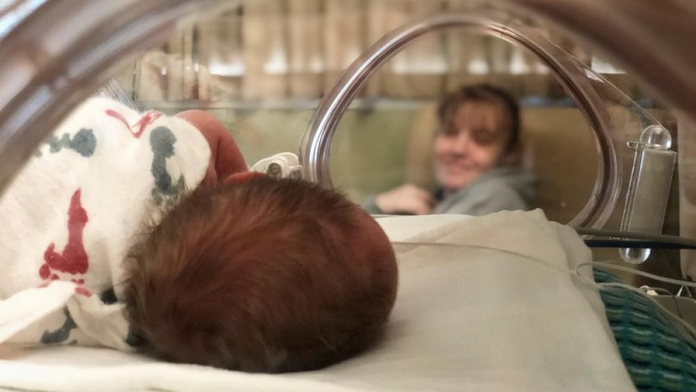 Image for post: Prematurity Awareness and Prevention
