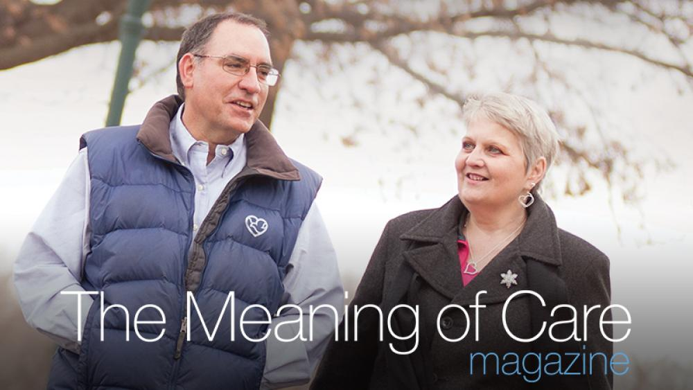 Image for post: The Meaning of Care Magazine - Spring 2013