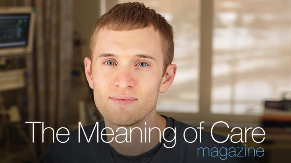 Image for post: The Meaning of Care Magazine - Spring 2014
