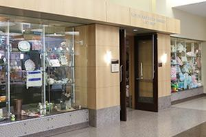 Entrance to The Baright Gift Shop at Methodist Women's Hospital