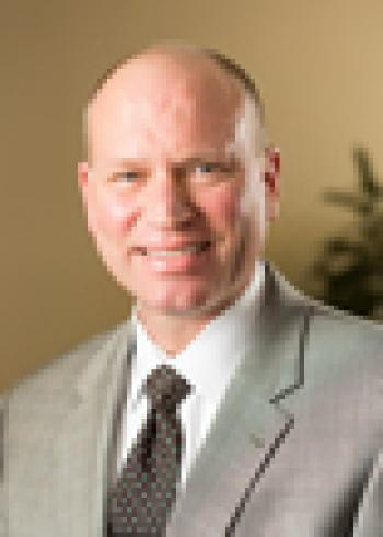 Mick Ehlert, Vice President of Methodist Physicians Clinic