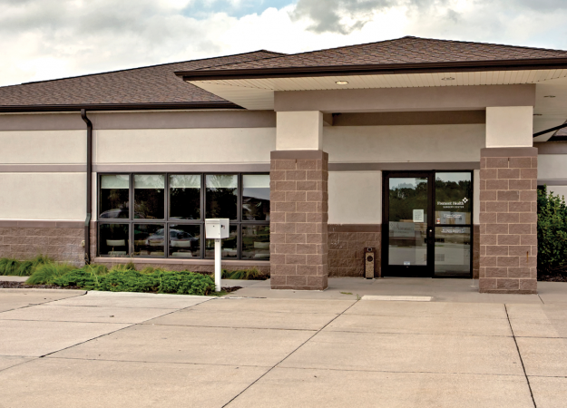 Exterior of Methodist Fremont Health Surgery Center in Fremont, Nebraska