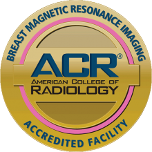 American College of Radiology for Breast Magnetic Resonance Imaging logo