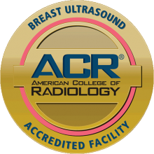 American College of Radiology for Breast Ultrasound logo