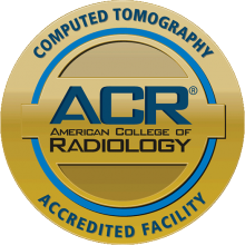 American College of Radiology for Computed Tomography logo