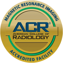 American College of Radiology for Magnetic Resonance Imaging logo