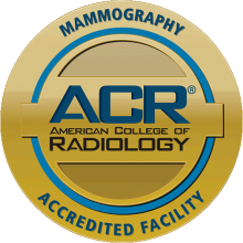 American College of Radiology for Mammography logo