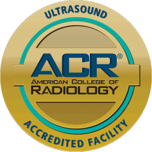 American College of Radiology for Ultrasound logo