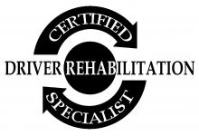 ADED Driver Rehabilitation Certified Specialist logo
