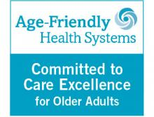 Age Friendly Health Sytems Participant badge