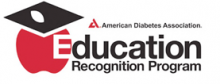 American Diabetes Association Education Recognition Program logo