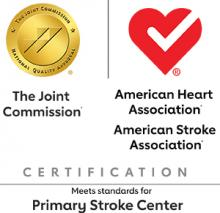 Advanced Certification for Primary Stroke Centers Badge