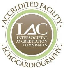 Intersocietal Accreditation Commision for Echocardiography logo
