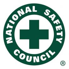National Safety Council of Merit logo