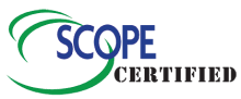 Scope Certification Logo
